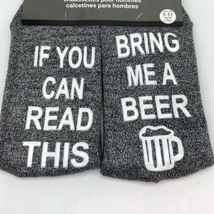 FREE WITH PURCHASE Funny socks
